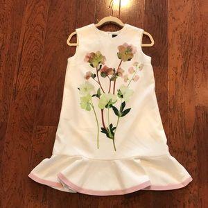 Victoria Beckham for Target floral dress XL